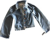 Aalto Blue Denim - Jeans Jacket for Women