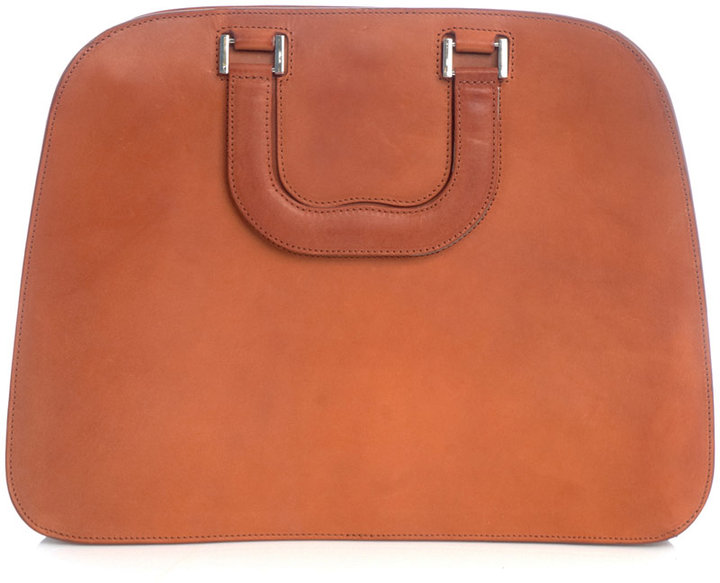 Maison Martin Margiela Leather doctor's bag