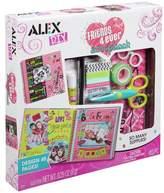 Alex Friends 4Ever Scrapbook