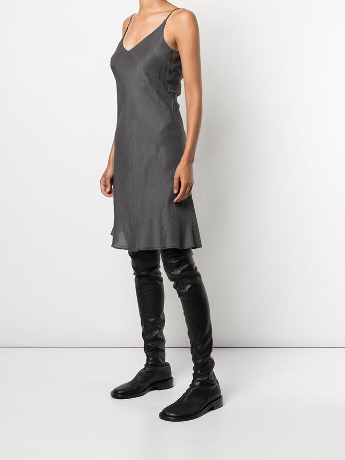 Thumbnail for your product : Marc Le Bihan V-neck silk dress