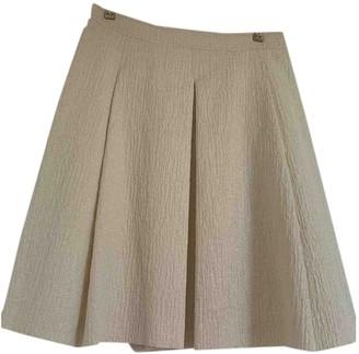 Thomas Rath Ecru Skirt for Women