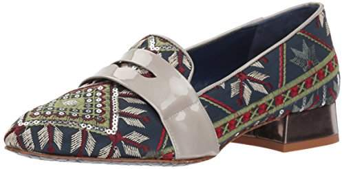 Amalfi by Rangoni Women's Adele Rost Loafer Flat
