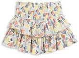Splendid Girl's Ruffled Skirt