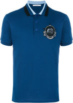 Givenchy Monkey Brothers crest polo shirt - men - Cotton/Polyester - S