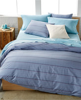 Calvin Klein Washed Essentials Color Wash Queen Comforter Set
