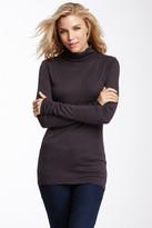 Michael Stars Solid Turtleneck Sweater
