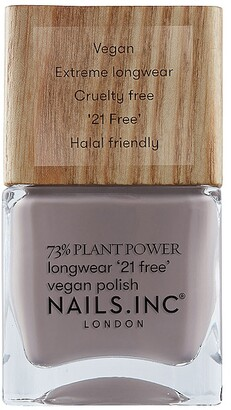 Nails Inc NAILS.INC Plant Power Plant Based Vegan Nail Polish