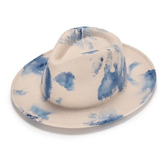 Justine Hats Hand Crafted Fedore