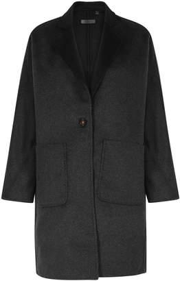 Rails Larson Reversible Wool-blend Coat