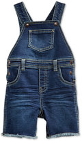 First Impressions Denim Shortall, Baby Boys (0-24 months), Only at Macy's