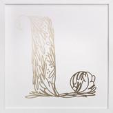 Minted Botanical L Foil-Pressed Art Print