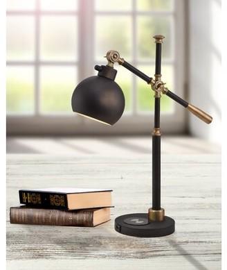 "Charlton Home Ashwood Dome Multi-Direction 23"" Desk Lamp"
