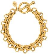 Eliza J Brinker & End Game chain link bracelet