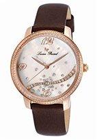 Lucien Piccard Women's LP-16520-RG-02S-BNSS Mirage Analog Display Quartz Brown Watch