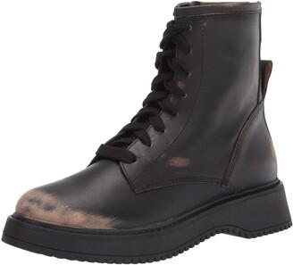 Steve Madden Women's Farley Combat Boot