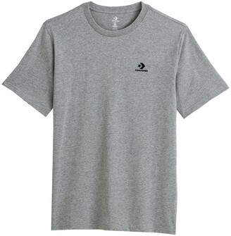 Converse Foundation Small Logo T-Shirt in Cotton