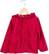 Burberry Boys' Lightweight Hooded Jacket