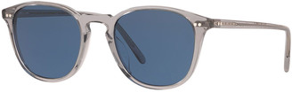Oliver Peoples Men's Forman Translucent Acetate Sunglasses