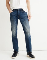 Madewell Rigid Slim Jeans in Catskills Wash