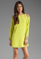 Finders Keepers Waiting Game Long Sleeve Dress