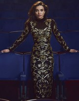 Lipsy Vip Sequin Midi Dress
