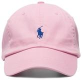 Polo Ralph Lauren Logo-Embroidered Cap