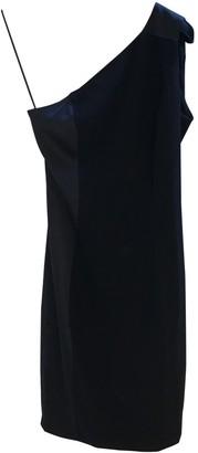 Jonathan Saunders Black Viscose Dresses