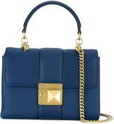 Sonia Rykiel Le Luco flap bag - women - Calf Leather - One Size