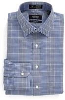 Nordstrom Smartcare TM Classic Fit Graphic Check Dress Shirt