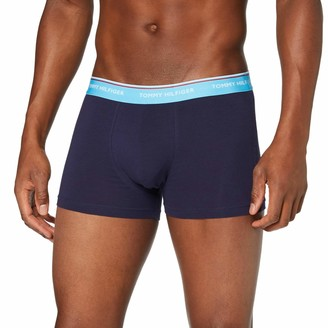 Tommy Hilfiger Men's 3P WB Trunk Boxer Shorts