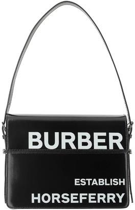 Burberry Grace Black Shoulder Bag