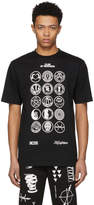 Kokon To Zai Black and White Scout Patch T-Shirt