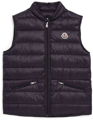 Moncler Kids Gui Quilted Gilet (12-14 Years)
