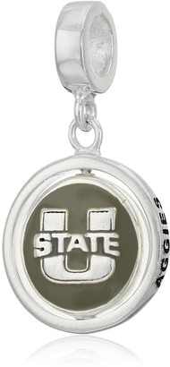 Persona Sterling Silver Utah State University Beads and Charms