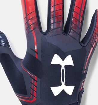 Under Armour Boys' UA F6 LE Football Gloves