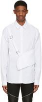 Hood by Air White Celebutante Shirt