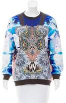 Clover Canyon Printed Long Sleeve Sweater