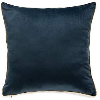 Callisto Home Home Noah Velvet Thow Pillow - Navy