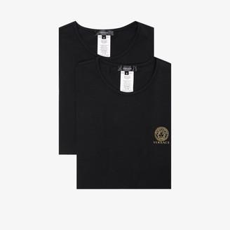 Versace Medusa logo T-shirt set