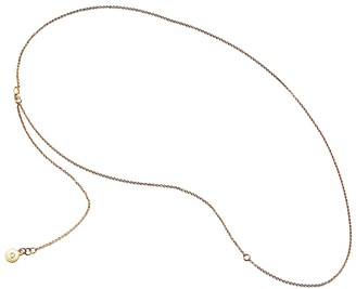 VERONIQUE GABAI 18k Gold-plated Thin Chain