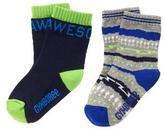 Gymboree Awesome & Stripe Socks