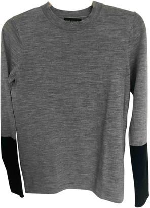 Club Monaco Grey Wool Knitwear