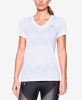 Under Armour Threadborne V-Neck Training Top