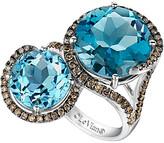 LeVian Le Vian Chocolatier 14K 9.04 Ct. Tw. Diamond & Gemstone Ring