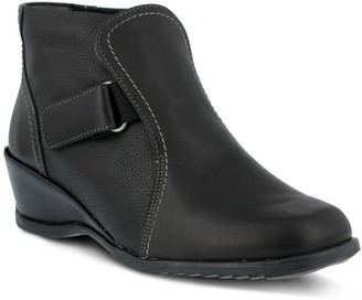 Spring Step Andrea Women's Wedge Ankle Boots