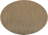 Chilewich Bamboo Oval Placemat - Amber