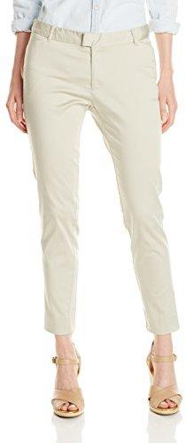 Dockers Women's Essential Slim Leg Classic Clean Fit Petite Pant