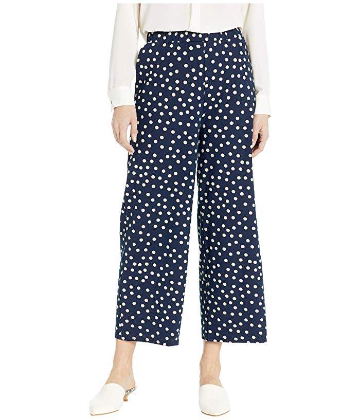 812b3e7bec Spring Dot Print Pull-On Pants