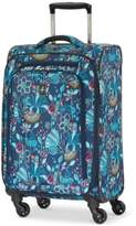"Atlantic Infinity Lite 3 Lotus Temple 21"" Expandable Carry-On Spinner Suitcase, Created for Macy's"