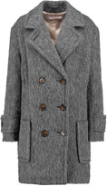 See by Chloe Faux shearling coat